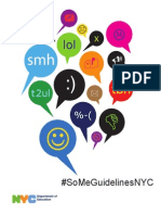 Student Social Media Guidelines