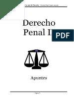 A Punt Ey Final de Derecho Penal i i
