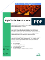 Carpet Cleaner HighTraffic
