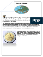 The myth of Europe project.docx