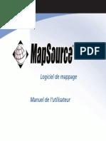 Manuel Mapsource