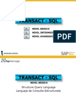 Manual T SQL
