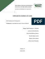 Relatorio 4 - Calibração 2
