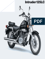 Catalogo Suzuki Intruder 125