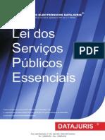 lei dos serviços públicos essenciais