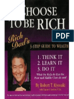 Robert Kiyosaki - You Can Choose to Be Rich (Scanned)