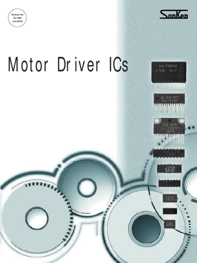 Motor Driver IC`S | Field Effect Transistor | Electromagnetism