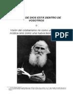 Tolstoi Leon - El Reino de Dios Esta Dentro de Vosotros