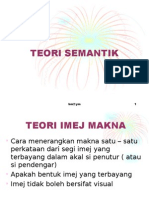 TEORI SEMANTIK
