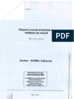 Rapport Annuel Korba