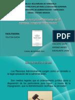 Presentacion de Derecho Tributario