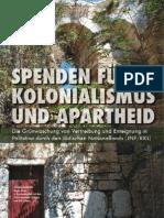 2012_PAKOS_Spenden für Kolonialismus und Apartheid