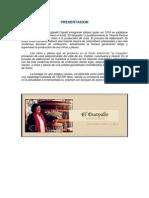 Informe de Bodega de Vino Guayabo