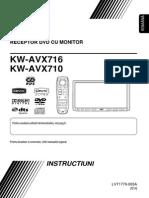 KW-AVX710 716 Instruction ROM
