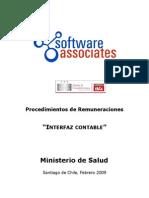 Interfaz contable