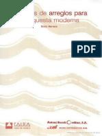 Enric Herrera - Técnicas de Arreglos para la Orquesta Moderna