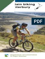 Mountain Biking in Canterbury Full