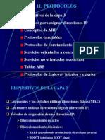 Capitulo 11 Protocolos de Red