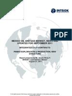 Mexico Oil & Gas Market Report September 2011
