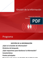 Ppt Gestion Informacion