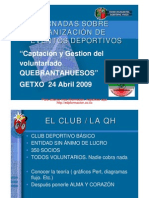 4. Quebrantahuesos - Captacion y Gestion Del VoluntariadoB