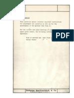 Manual de Operacion Stol 56 Antigua Version