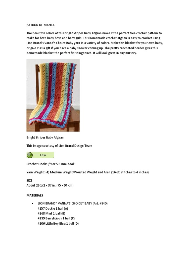 Perfecto Los Patrones De Crochet Vanna Cresta - Ideas de Patrones de ...