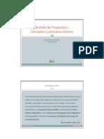 [IS3-2008-09]Gestion de Proyectos_Parte I