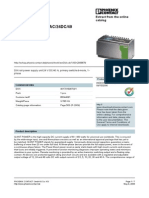 Phoenix_Contact-2938879-Datasheet Fuente de 24 v Para Instrumentos