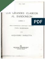 Los Grandes Clasicos Al Bandoneon