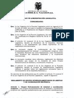 Grupos de Amistad Reglamento(1)