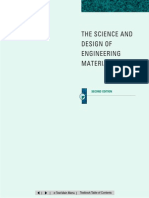 Science and Design of Engineering Materials - 2nd Edition