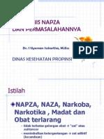 JENIS-JENIS NAPZA
