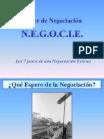 10.1 Negociacion