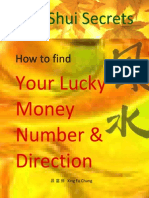 feng shui secrets your lucky money number
