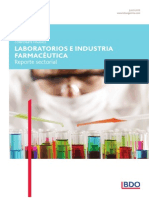 BDO Reporte Sectorial Ind Farmaceutica