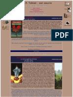 l'Oeuvre de JRR Tolkien