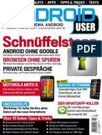 Android User Magazin Februar No 02 2014