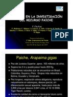 06 Avances Del IIAP en Cultivo e Investigaciones Del Paiche