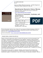 Jones, Geoffrey - Future of Economic, Business, And Social History