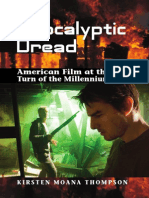 Kirsten Moana Thompson - Apocalyptic Dread - American Film at the Turn of the Millennium