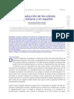 Galiñanes Gallén_traducción_colores