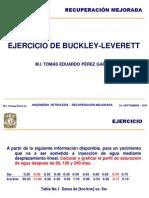 7.Ejercicio Buckley Leveret