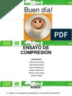 EXPOSICIÓN ENSAYO DE COMPRESIÓN MATERIALES 2