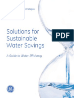 A Guide to Water Efficiency