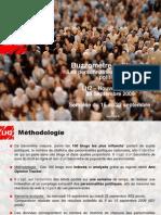 Le Buzz Politique - 23 Septembre 2009