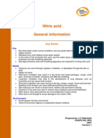 Nitric Acid General Information v1