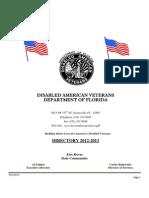 Disabled American Veterans Department of Florida