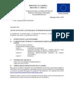 Expediente Licitac Suministros LANAMET