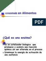 Enzymas en Alimentos[1]